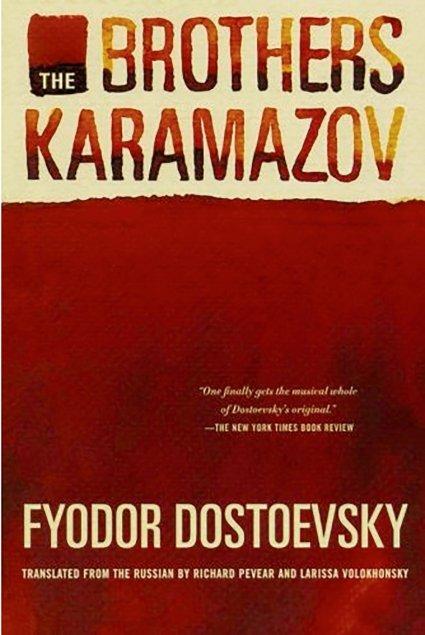 The Brothers Karamazov - Fyodor Dostoevsky