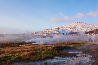 Geysir field, Iceland