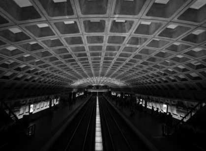 Washington Metro, Washington DC, USA