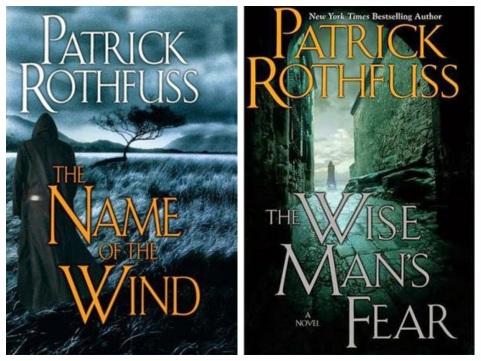 The Kingkiller Chronicles - Patrick Rothfuss